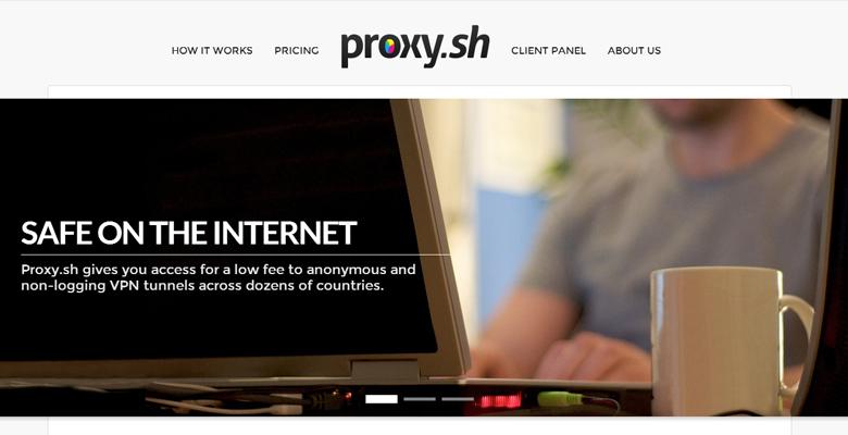Proxy.sh VPN Erfahrungen