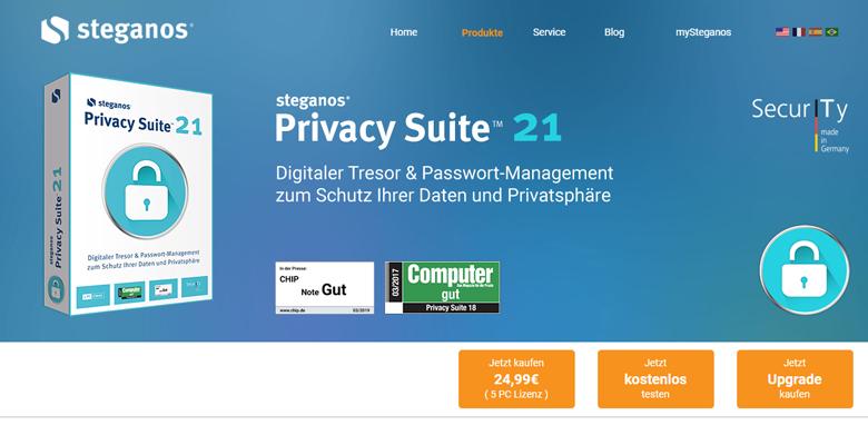 Steganos Online Shield VPN Price