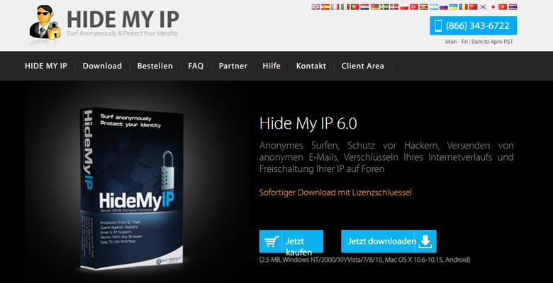 Hide My IP Erfahrungen